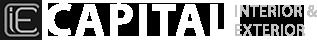 Capital Interior and Exterior Logo